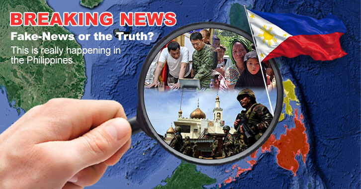 fake news or truth philippines